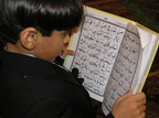 Young-student-finishing-Quran